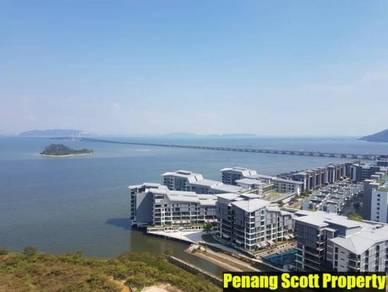 Waterside Residence The Light NB Tesco Penang Bridge Low Den Gelugor