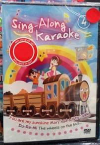Dvd anime Sing-Along Karaoke Vol.4