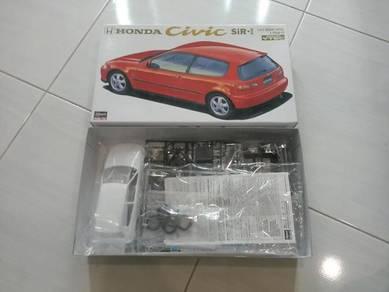 1-24 Hasegawa Honda Civic eg6 sir-ii Custom kit