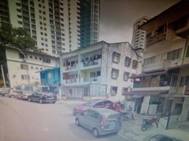 Commercial Zoned Land Off Jalan Tong Shin, Bukit Bintang, Kuala Lumpur