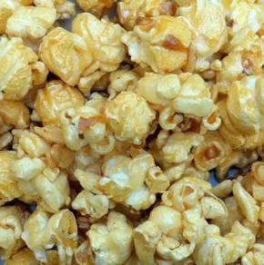 Popcorn Mushroom Caramel FRESH Timbang Borong