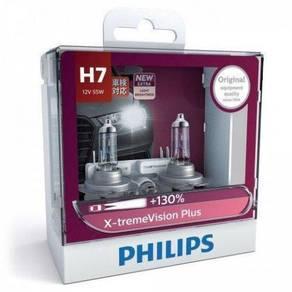 Philips X-tremeVision Car Headlight Bulb 100%ORI