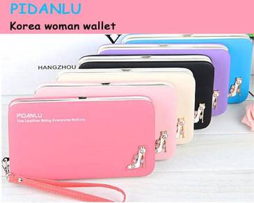 Baellerry Pidanlu Premium Lady Phone Wallet Purse