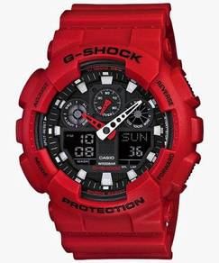 (Special Price ) Original Casio G-Shock GA-100B-4A