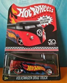 Hot wheels mail-in Volkswagen Drag Truck