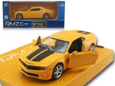 Koleksi model kereta Chevrolet camaro Kuning