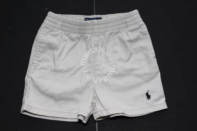Ralph Lauren Cotton Twill Short - 9M