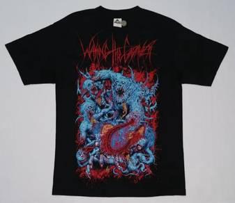 Waking The Cadaver Band Shirt (SIZE L)