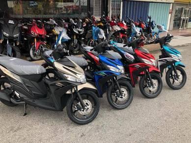 2021 new ego solariz scooter dp rendah bmm