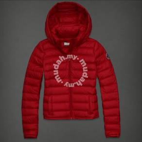Abercrombie Fitch women down jacket thick winter
