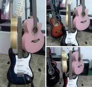 Gitar Elektrik (Baru)