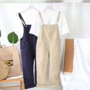 5620 Overalls Female Korean Fashion