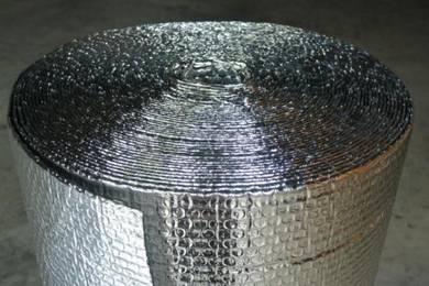 Fire Retardant Bubble Foil Roof / Heat Insulation