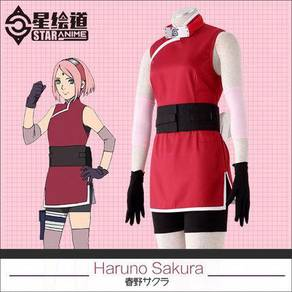 Naruto cosplay- Sakura
