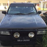 Used Opel Frontera for sale