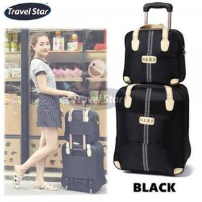 2 in 1 travel bag / trolley bag 03