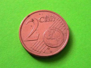 2 cent Euro 2011