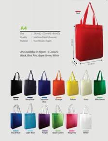 Borong Non Woven A4 Size Bag