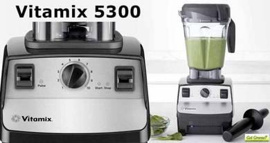 Vitamix High Performance 5300 Blender + 64 oz Low