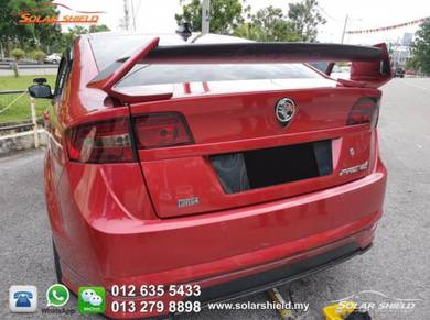 Proton Preve Galaxy X Spoiler With Paint