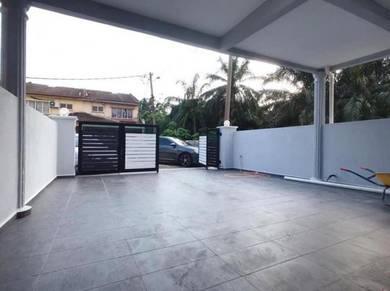 Klang Renovated Double Storey at Taman Sentosa