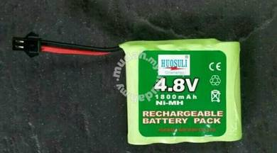 Rc batery nimh 4.8v