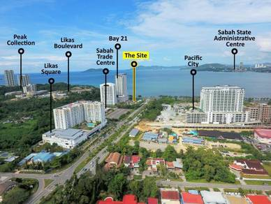 Bay Suite Likas - Best Seaside Airbnb Investment | Good Rental Yield