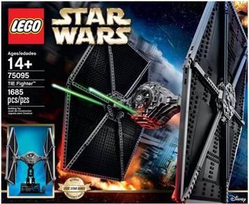 LEGO 75095 UCS TIE Fighter