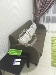 Golden Sands / JB Town / Short Walk to HSA / 1 Bedroom / Danga Bay