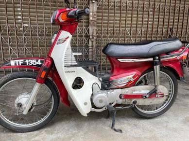 2009 Honda EX5 Dream (elec starter) low mileage