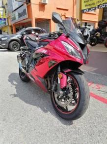 Kawasaki zx636 zx6r