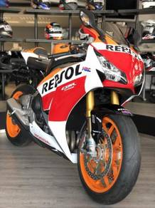 Brand New Honda CBR1000RR SP ABS Repsol (EU spec)