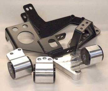Hasport Billet Engine Mount K-Swap Honda Civic EGK