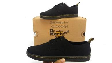 Dr Martens Callum Black Original Ready Stock