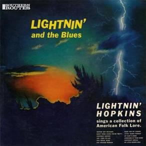 Lightnin' Hopkins Lightnin' And The Blues LP
