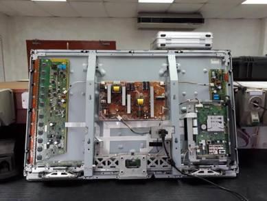 Baiki tv led lcd plasma shah alam - repair