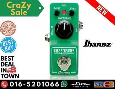 Ibanez Tube Screamer Mini Guitar Effect