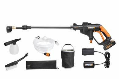 WORX WG629E.1 Hydroshot 20V Portable Pressure Clea