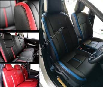 Proton Saga LEC Seat Cover Sports Series (ALL IN)