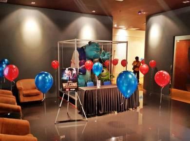 Meeting Balloonn Helium Deco 00052