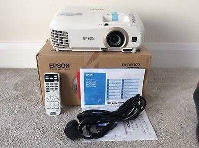 EPSON EH-TW 5300 FULL HD 3D Home Cinema Projector