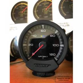 Greddy style sirus meter trust with 7 colour