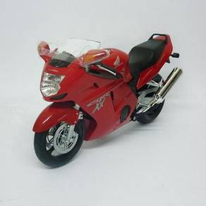 1/12 HONDA CBR 1100XX Diecast model Motorbike