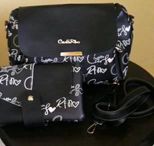 Promosi carlo rino handbag