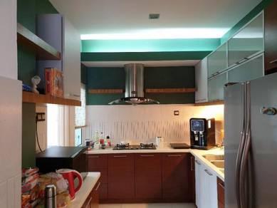 Bayswater 1173sf ; Seaview ; High Floor ; Fully Renovated ; Gelugor
