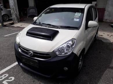 Perodua Myvi Lagi Best SE Bodykit convert se