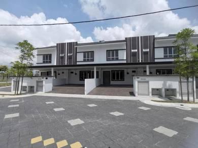 RUMAH BARU   2 Storey LBS Alam Perdana Puncak Alam Shah Alam Ijok