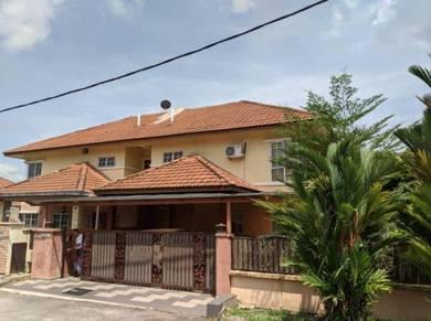 Murah - Semi D 2 Storey Seksyen 6 Bandar Bukit Mahkota Bangi