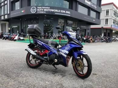 2013 Yamaha LC135 Clutch 5 Speed Loan Kedai
