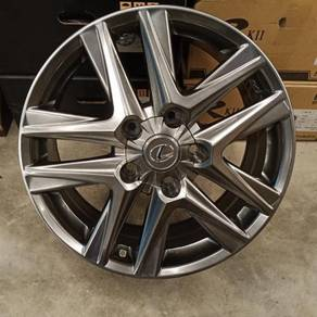 New sport rim 20 inch lexus lx 570 land cruiser